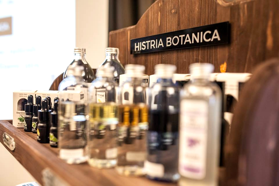 Aromaterapija dobrega počutja na želiščni kmetiji Histria Botanica