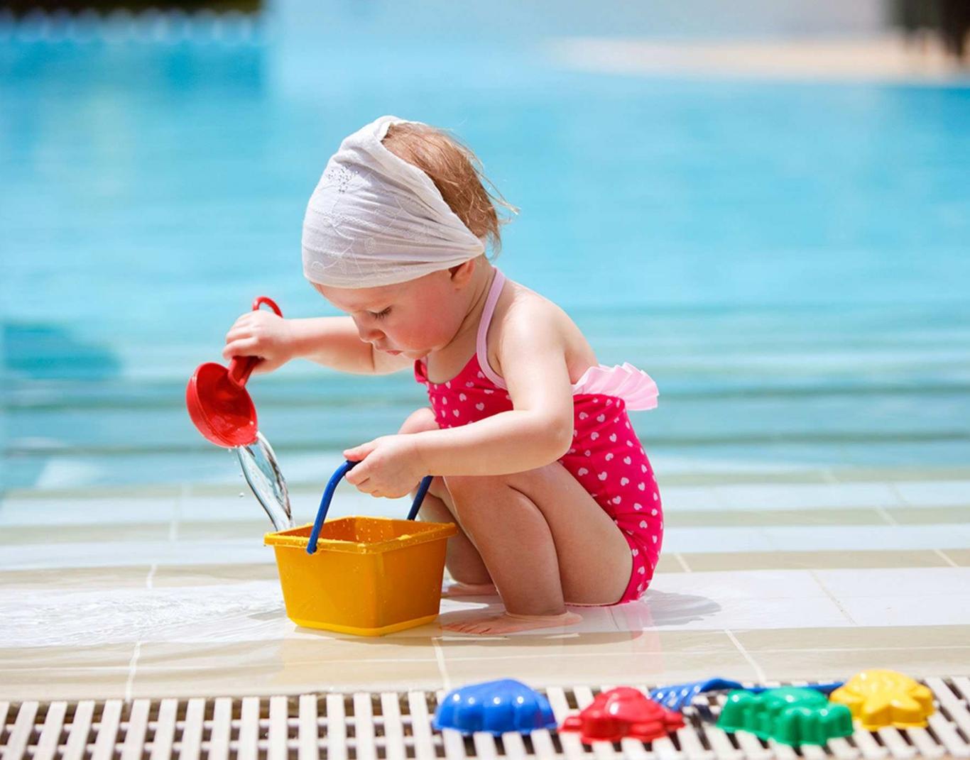 Učenje plavanja za najmlajše
