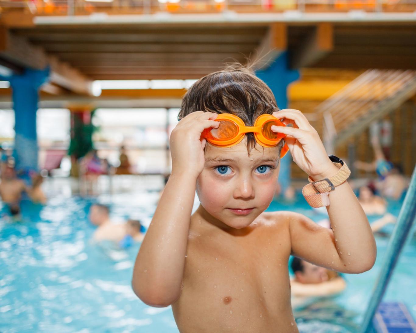 Plavalni otroški živ žav