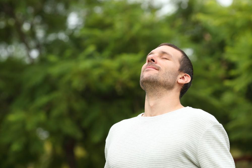 Dihalne vaje za sprostitev