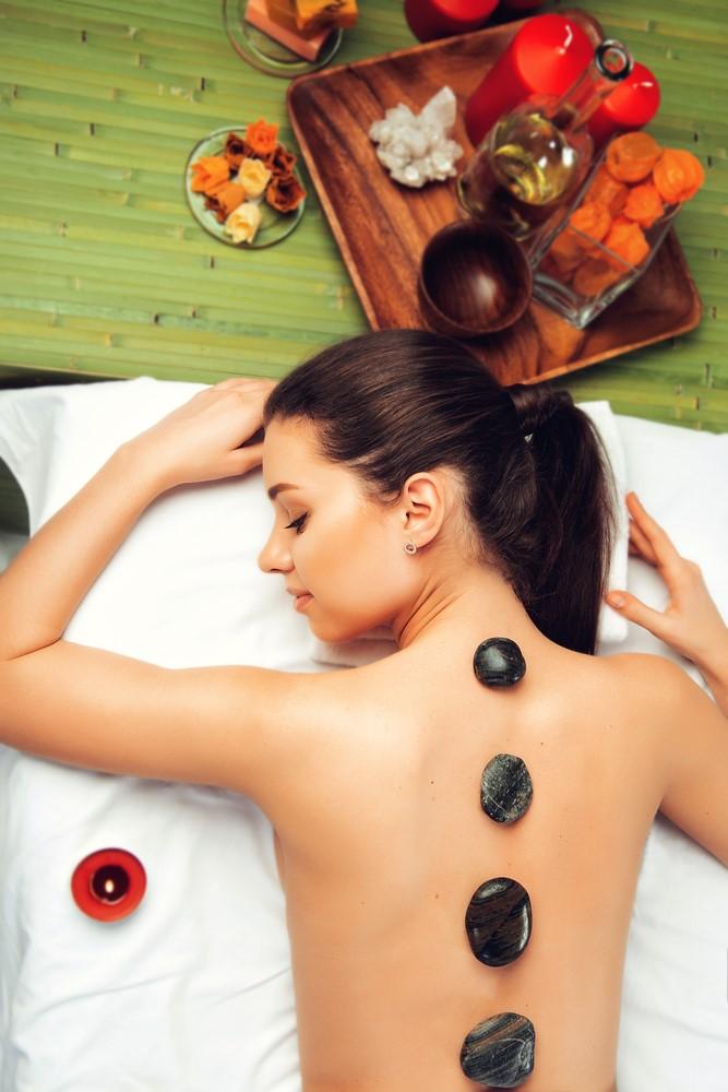 Kneipp masaža z zelišči z domačega vrta
